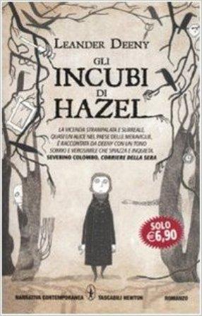 Libri per ragazzi: Gli incubi di Hazel di Leander Deeny