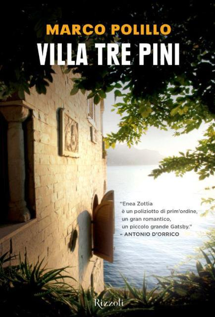 Giallo ben scritto: Villa tre pini di Marco Polillo