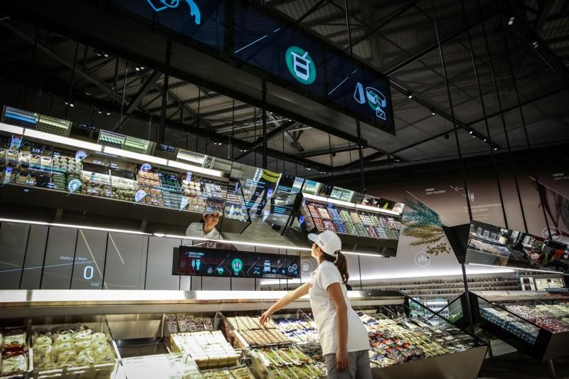 Expo e Coop: Genitori di oggi al supermercato del futuro