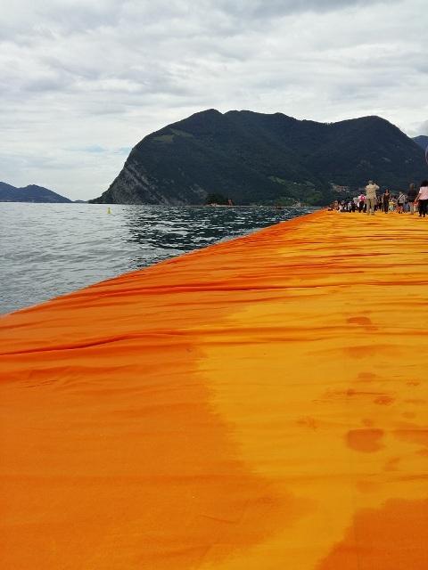 The Floating Piers: come raggiungerla senza fare coda