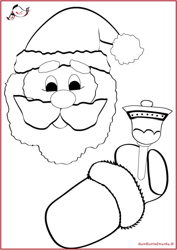 Decorazioni natalizie per finestre da scaricare genitorialmente - Finestre di natale ...