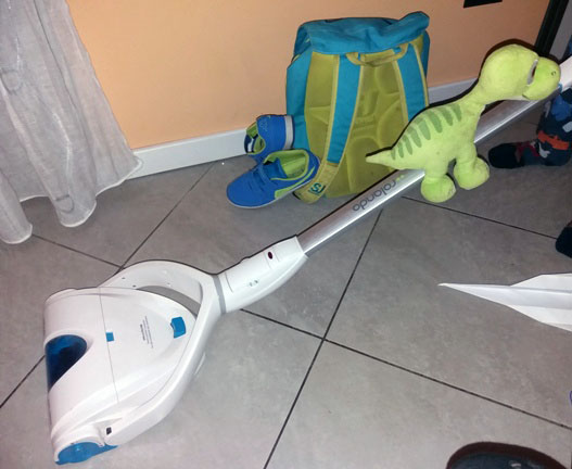 Come fare le pulizie quando ci sono i bambini a casa