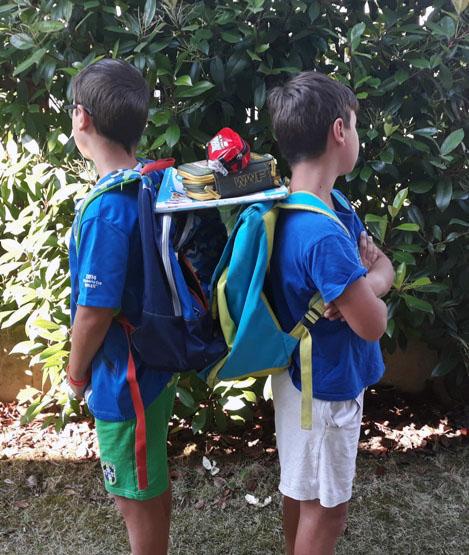 Come scegliere il materiale scolastico: attenzione allo zaino